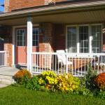 Barrie Real Estate - 291 Stanley Street front veranda