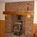 Barrie Real Estate - 15 Steele, Basement Fireplace