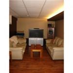 barrie real estate, 42 garden rec room