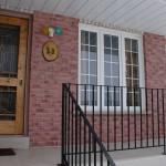 Barrie Real Estate - 50 Hubbert porch