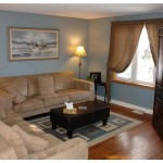 Barrie real estate, 135 rose street living room