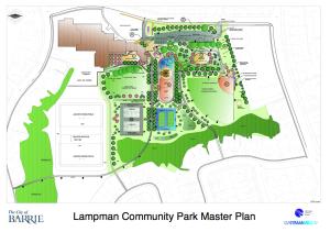 Lampman Park Renovation